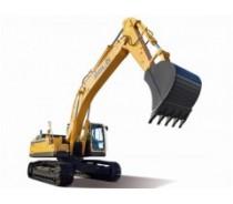 Shandong Lingong large hydraulic excavator LG6400E