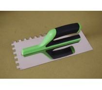 PLASTERING TROWEL WITH PLASTIC HANDLE-DOUBLE TYC006