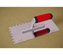 PLASTERING TROWEL WITH PLASTIC HANDLE-DOUBLE TYC003