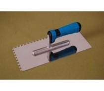 PLASTERING TROWEL WITH PLASTIC HANDLE-DOUBLE TYC009