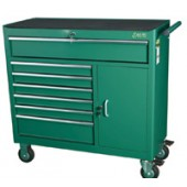 Professional Nine Drawers Tool Cart