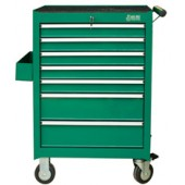 Professional Seven Drawers Tool Cart