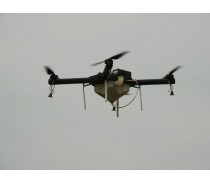 Agricultural unmanned Helicopter sprayer M4