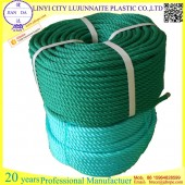 3 or 4 strands Twisted Colorfull PE Ropes
