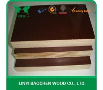 High quality 18mm film faced plywood