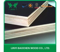 Two time hot press 18mm film faced plywood