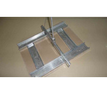 Channel for dry wall partition