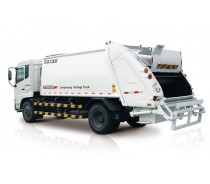 6000L Compression Garbage Truck-Dongfeng chassis