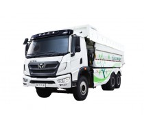 3000L Refuse Compactor Truck-JMC chassis