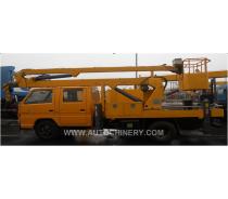 9-18 Meter Aerial Working Platform-JMC chassis