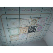 Quality decoration gypsum tile