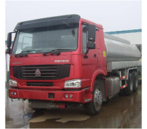 20000L Fuel tank truck-HOWO chassis