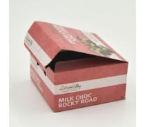 custom made chocolate paper boxes food packaging box