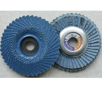 Zirconia Flower Flap Disc for Stainless Steel