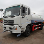 10000L Water tanker truck-dongfeng chassis