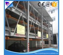 multi levels puzzle car parking lift system