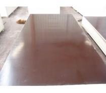 18mm phenolic glue combi core brown film shuttering plywood