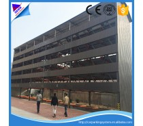 2-6 Layers Smart Car Parking System