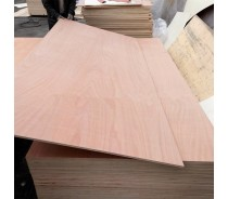3.6mm BB/BB grade E1 glue okoume veneer plywood board