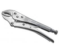Lock-grip pliers