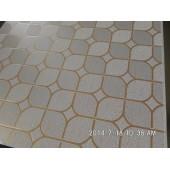 Suspended pvc gypsum tile