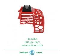 cylinder cover 1e34f petorl motor