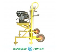 4-stroke engine 196cc hand-cranked earth auger DZ196W