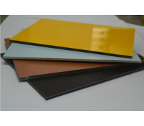 Waterproof Aluminum Composite Panel Wall Cladding Material