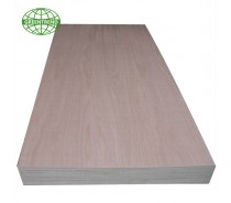 Okoume faced commercial plywood from Greentrend