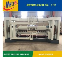 8 Feet spindle Peeling Machine