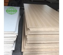 18mm glossy white melamine plywood for furniture from China