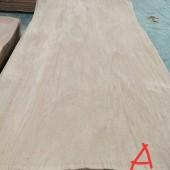 Natural keruing face veneer from Indonesia factory