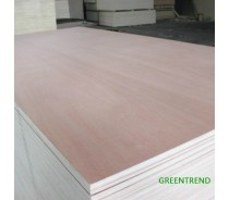 18mm okoume plywood for furniture made in china
