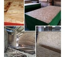 Construction use cheap price wood panels OSB