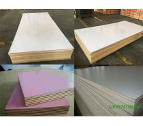 Greentrend Supply 4x8 melamine faced plywood
