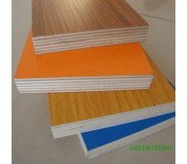 Melamine Faced Plywood / Melamine Faced Blockboard