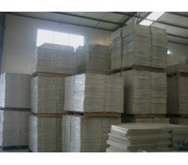 Dry wall partition decoration gypsum tile
