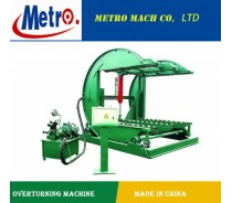 High Quality hydraulic overturning machine