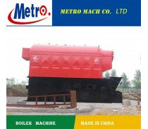 Wood Industrial Hot Oil Boiler