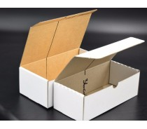 moving shipping corrugated cardboard box