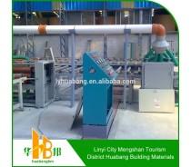 gypsum ceiling board laminating machinery