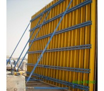 Formwork solid wood beam h20