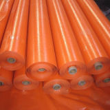 Orange Waterproof PE Tarpaulin Rolls