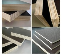 poplar hardwood combi core water proof film faced plywood