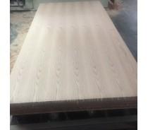 11mm 15mm 17mm red oak wood veneer laminated MDF board