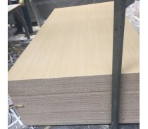 recycling melamine chipboard single face laminate plywood