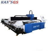 Pipe steel cutting equipment with Fiber Optic Lasers