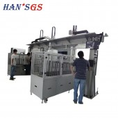 Automatic Gear Laser Welding Equiment With Good Rigidity