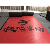 Martial arts Flexi Roll Mats