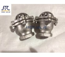 Bottom Valve Lift Check Valve Screwed Foot Valve